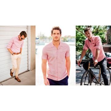 Долой стереотипы! Как носить розовый и оставаться мужественным.