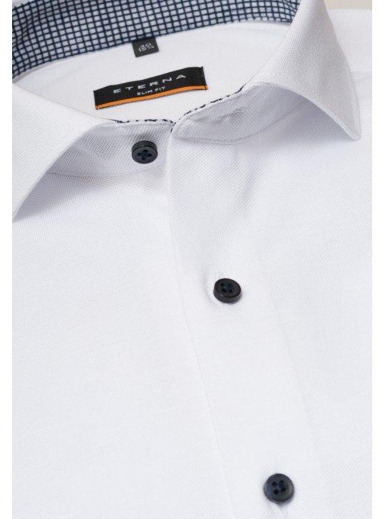 Мужская рубашка  белая 2203/00/Y142 ETERNA