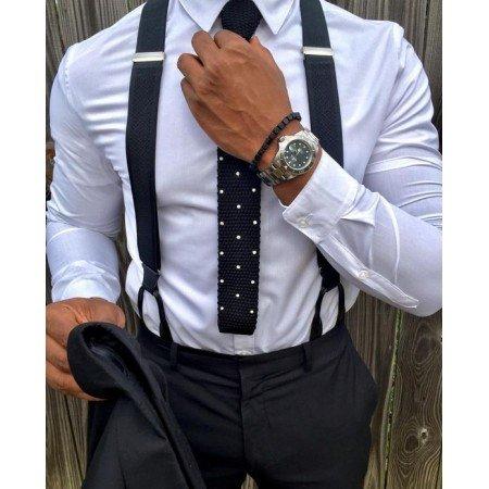 Как подобрать рубашку и галстук к костюму