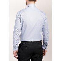 Мужская рубашка голубая 4934/12/X68P ETERNA