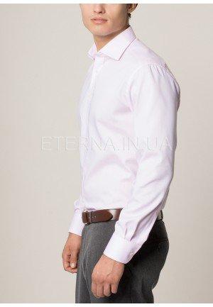 Мужская рубашка розовая 8100/50/X177 ETERNA