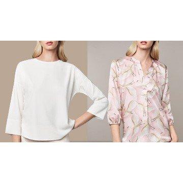 Женская блуза ETERNA: удачная основа вашего гардероба