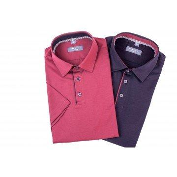 Рубашка-поло Eterna. Стильный выбор лета 2017