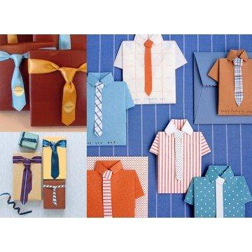 Как выбрать мужскую рубашку в подарок?
