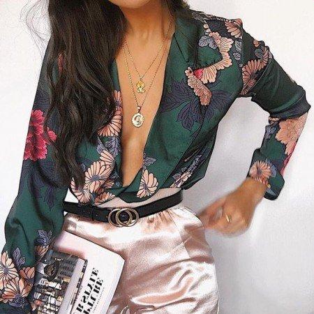 Как подобрать блузку юбке