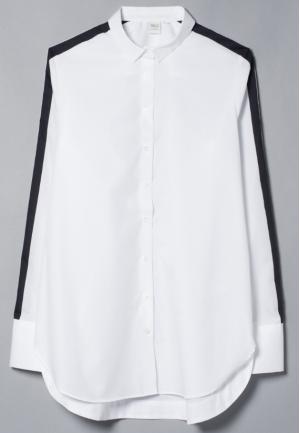 Женская блузка Eterna 5465/00/DP05/B  хлопок
