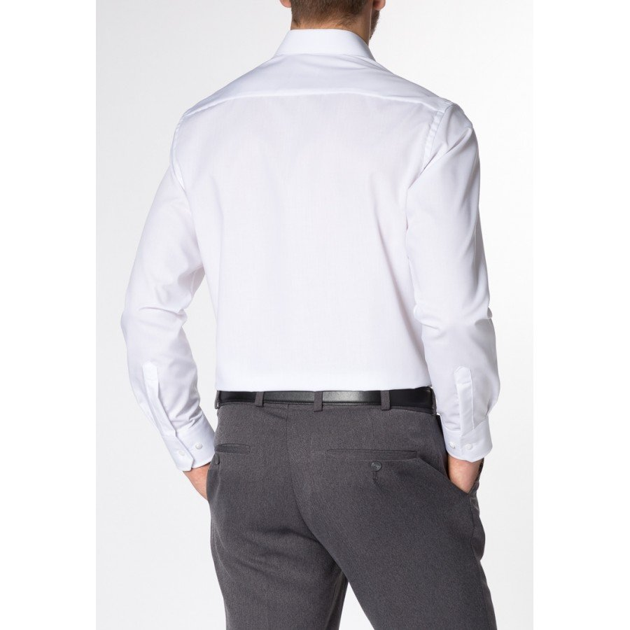 Мужская рубашка белая 1100/00/X177 ETERNA