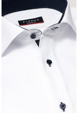 Мужская рубашка белая 8100/00/X13K ETERNA