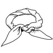 как завязывать шейные платки