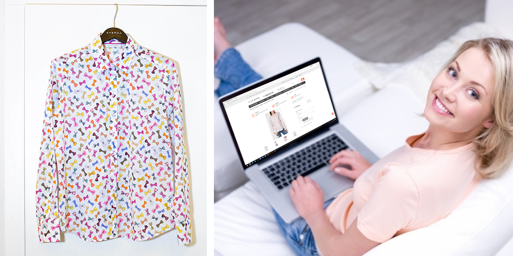Как заказать одежду по интернету